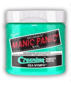 Coloration Cheveux Vert Menthe Sea Nymph - Manic Panic | Color-Mania