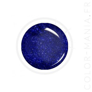 Vernis à Ongles Bleu Pailletté After Midnight - Manic Panic | Color-Mania