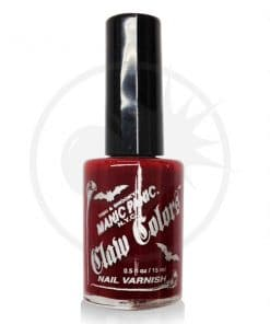 Red Blood Red Nail Polish - Manic Panic | Color-Mania