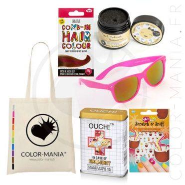 "Kit des Vacances ""Summer Fun"" | Color-Mania"