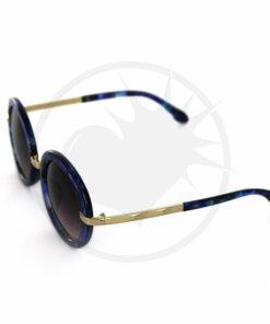 Galaxie Oversize Round Sunglasses | Color-Mania