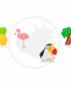 Toucan Gloss - Fruta de la pasión de la fragancia   Color-Mania
