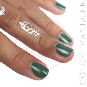 Vernis à Ongles Vert Exotique – Stargazer | Color-Mania