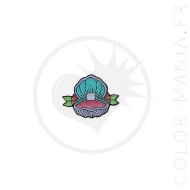 pins-coquillage-colormania