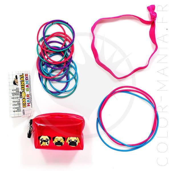 Custodia elastica per piccoli pug | Color-Mania