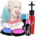 Kit Cosplay Suicide Squad – Harley Quinn | Color-Mania