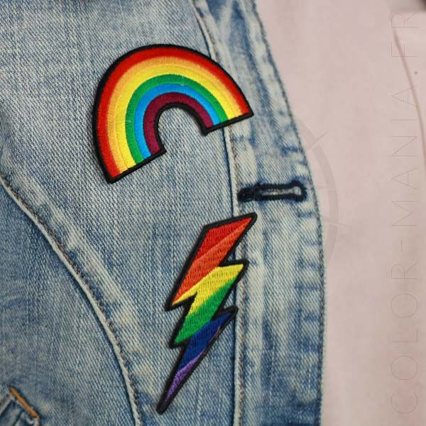 Rainbow Patch | Color-Mania