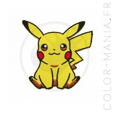 Patch Pikachu | Color-Mania