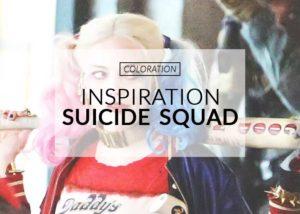 coloration suicide squad