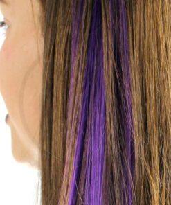Extension Cheveux Violet Purple Haze - Manic Panic | Color-Mania