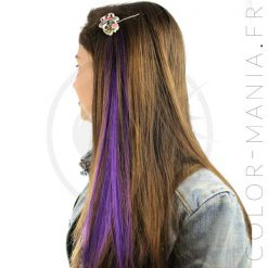 Extension Cheveux Violet Purple Haze - Manic Panic | Color-Mania