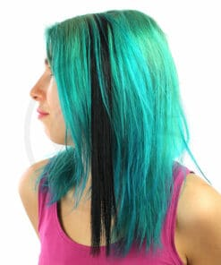 Extension Cheveux Noire Raven - Manic Panic | Color-Mania