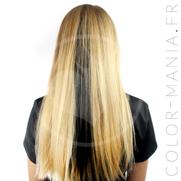 Extension Cheveux Noire Raven - Manic Panic   Color-Mania