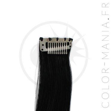 Extension Cheveux Noire Raven - Manic Panic | Color-Mania