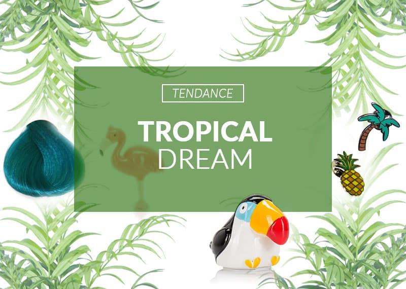 Tropical Dream : Tout pour avoir la tête dans les cocotiers ! | Color-Mania