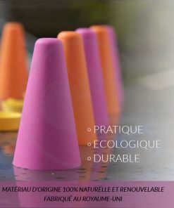 Kit Color Cones Rose-Orange pour Coloration ou Décoloration | Color-Mania