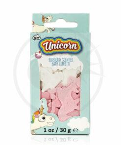 Unicorn Bath Confetti - Blueberry Perfume | Color-Mania
