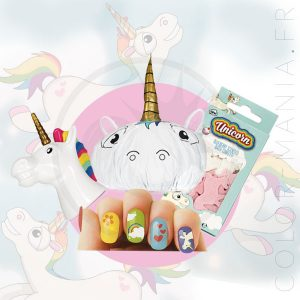 Kit Bain & Beauté Licorne | Color-Mania