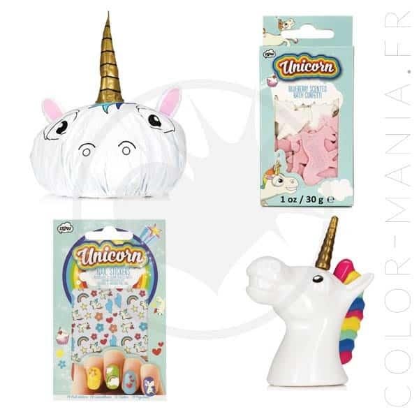 Unicorn Bath & Beauty Kit | Color-Mania