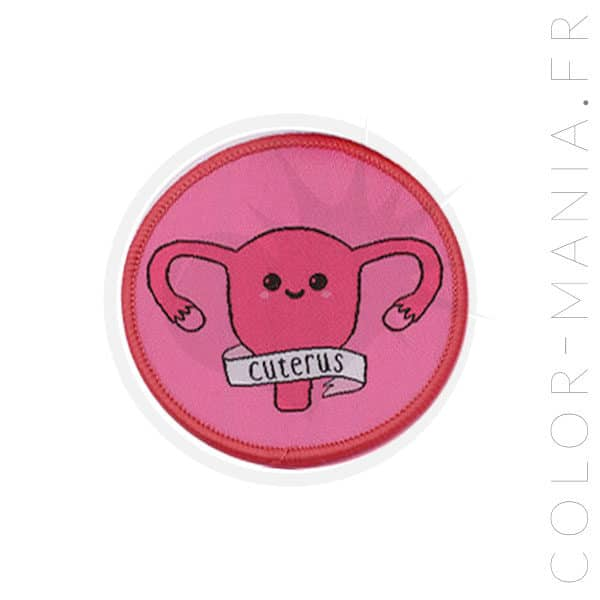 Patch Cuterus Rose | Color-Mania