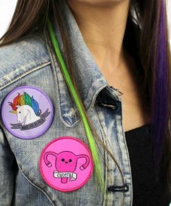Cuterus y Majestic Unicorn Patch | Color-Mania