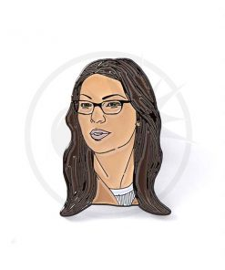 El pin de Alex Vause OITNB | Color-Mania
