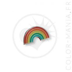 Pin's Arc-en-Ciel Multicolore | Color-Mania
