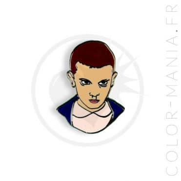 Pin's Eleven Stranger Things | Color-Mania