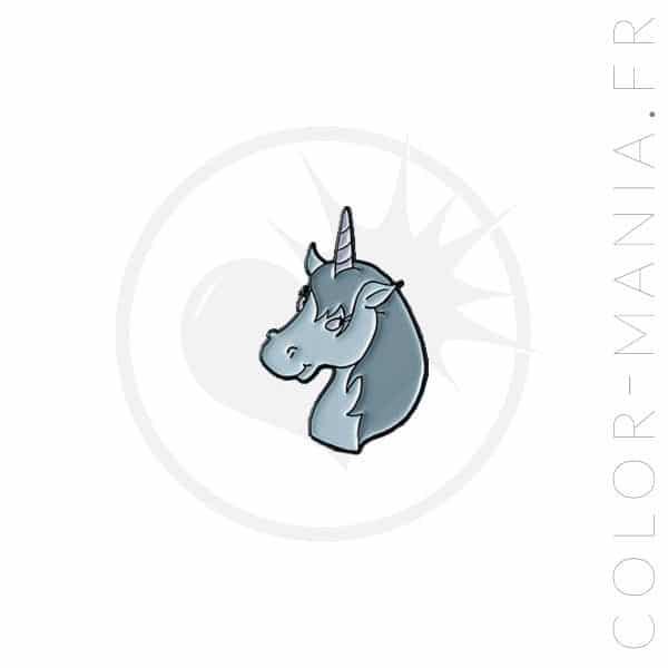 Unicorn Pins Simpson Pastel Blue | Color-Mania