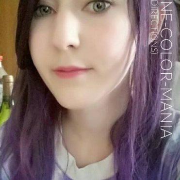 Merci Floriane :) Coloration Cheveux Violet Prune et Lilas – Directions