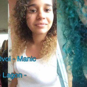 Merci Chanice :) Kit Décoloration des Cheveux Vol.40 - Manic Panic
