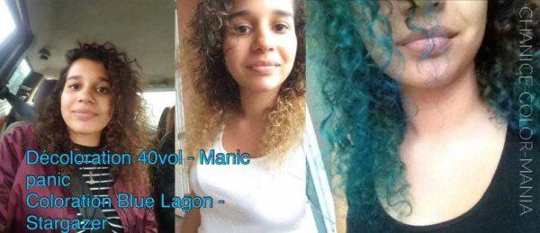 Obrigado Chanice :) Kit Hair Descoloração Vol.40 - Manic Panic