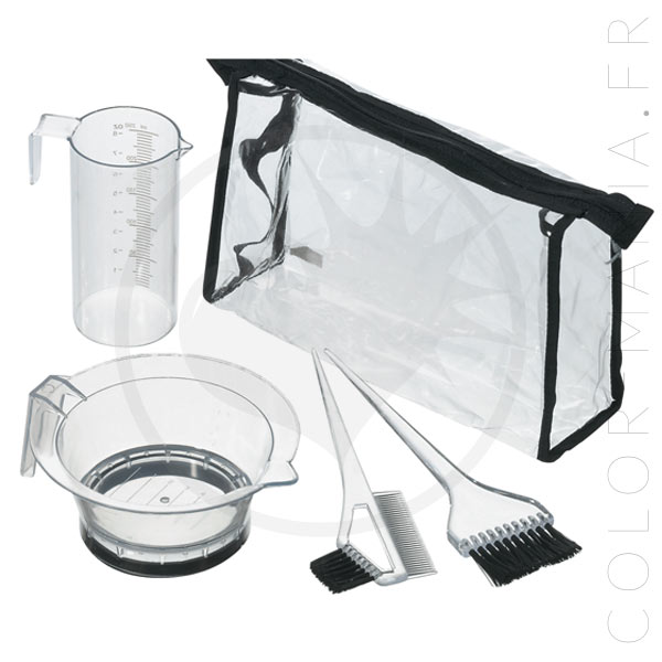 Kit de accesorios para el cabello | Color-Mania