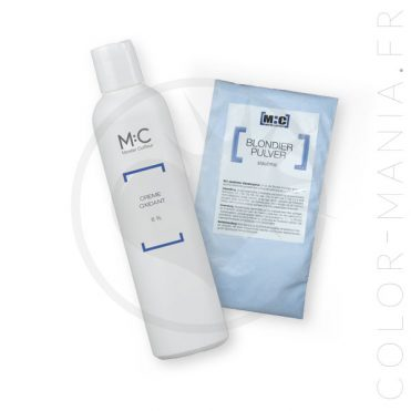 Kit Décoloration Professionnel 20 vol 250 ml – [M:C] | Color-Mania