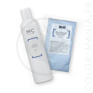 Kit Décoloration Professionnel 40 vol 250 ml – [M:C] | Color-Mania