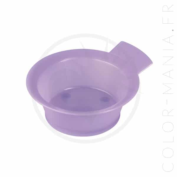 Petit bol Coloration Violet Lilas | Color-Mania