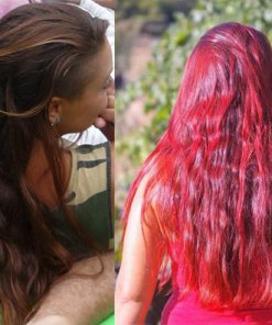 Gracias San! Red Hair Coloring Rock'n'Roll Red - Manic Panic