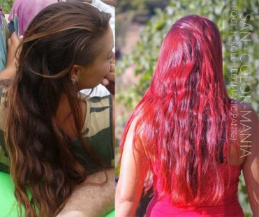Gracias San! Red Hair Coloring Rock'n'Roll Red - Manic Panic