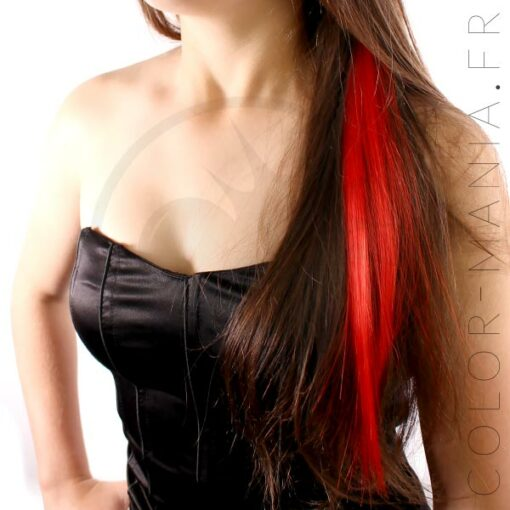 Flaming Red Hair Extension - Manic Panic | Color-Mania