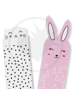 Limas de uñas White Cat Pink Rabbit Oh K | Color-Mania