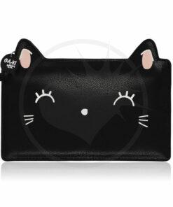Bolso de gato negro Oh K | Color-Mania