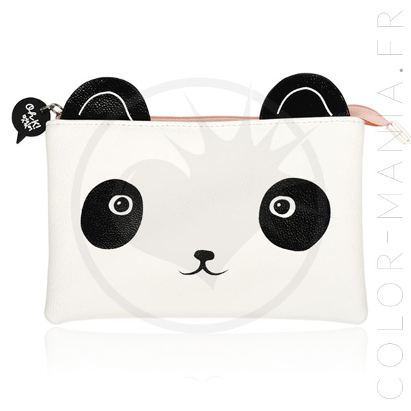 Trousse Maquillage Panda Oh K | Color-Mania