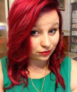 Merci Akira :) Coloration Cheveux Vampire's Kiss - Manic Panic