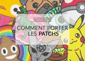 comment porter un patch