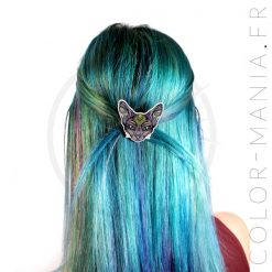 Barrettes Têtes de Chat Mystique | Color-Mania