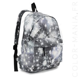 Mochila Galaxy Gray | Color-Mania
