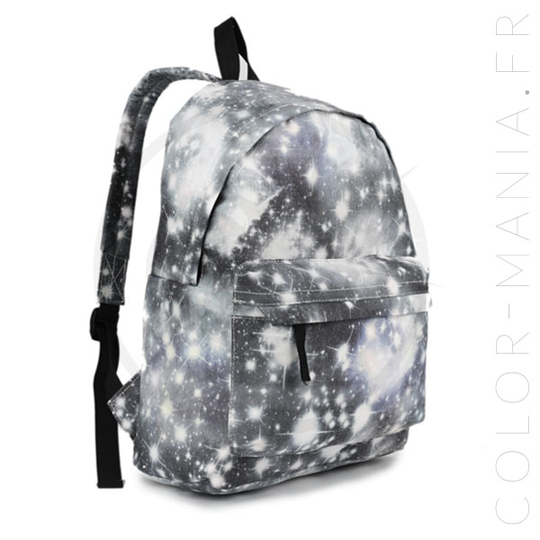 Mochila Galaxy Gray | Color-Mania