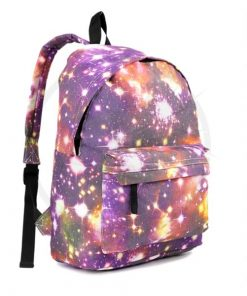 Sac à Dos Galaxy Violet | Color-Mania