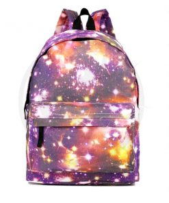 Zaino Galaxy Purple | Color-Mania