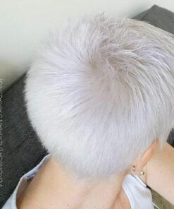 Merci @celinetssr :) Coloration Cheveux Blanc Veronica White - Herman's Amazing | Color-Mania